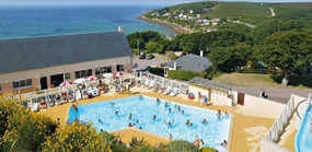 camping l'anse du brick cherbourg
