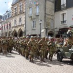 Marche de la Liberation- Carentan Liberty March- OT Carentan