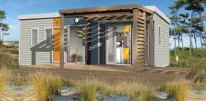 Mobil home residentiel au Haut Clos