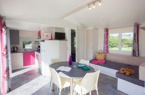 mobil-home-premium-2 chambres en Normandie