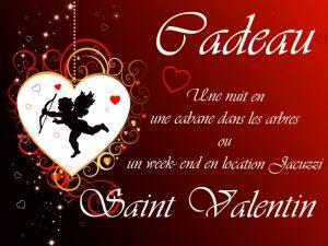 Nos offres pour la Saint Valentin