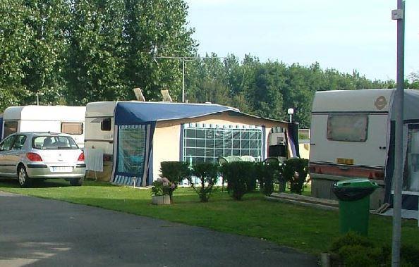 emplacement caravane normandie