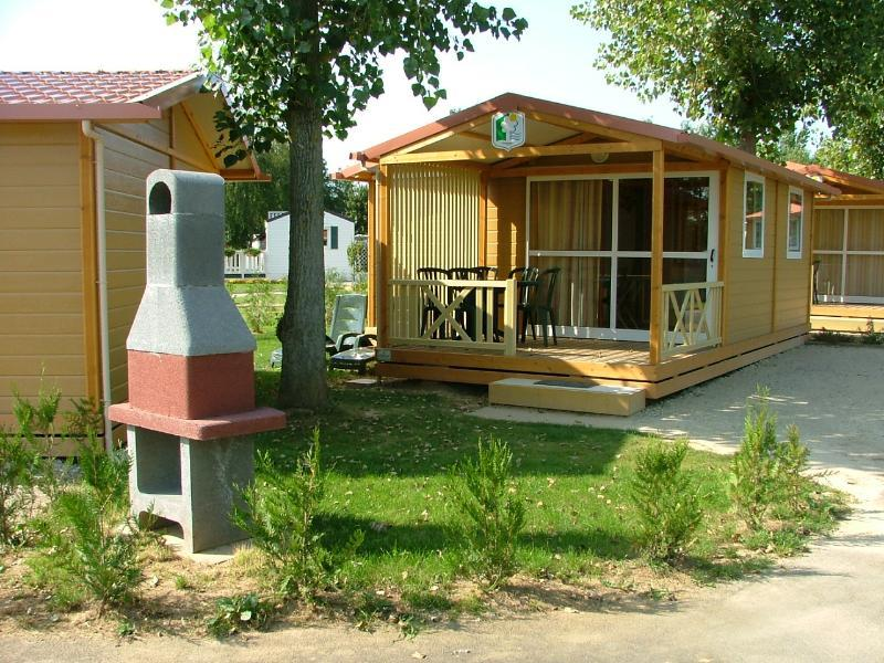 chalet morea camping