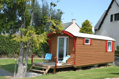 logement insolite roulotte camping