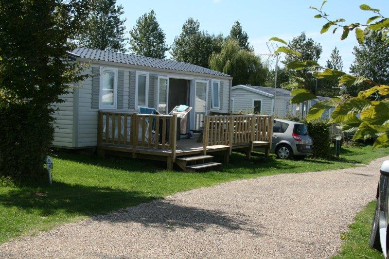 grand mobil home camping
