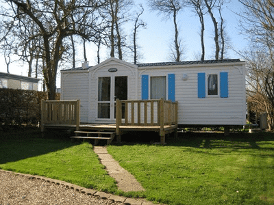 mobil-home Titania Normandie