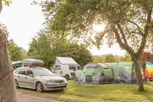 emplacement camping pour tente
