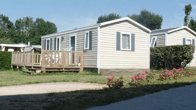 mobil-home Bermudes camping