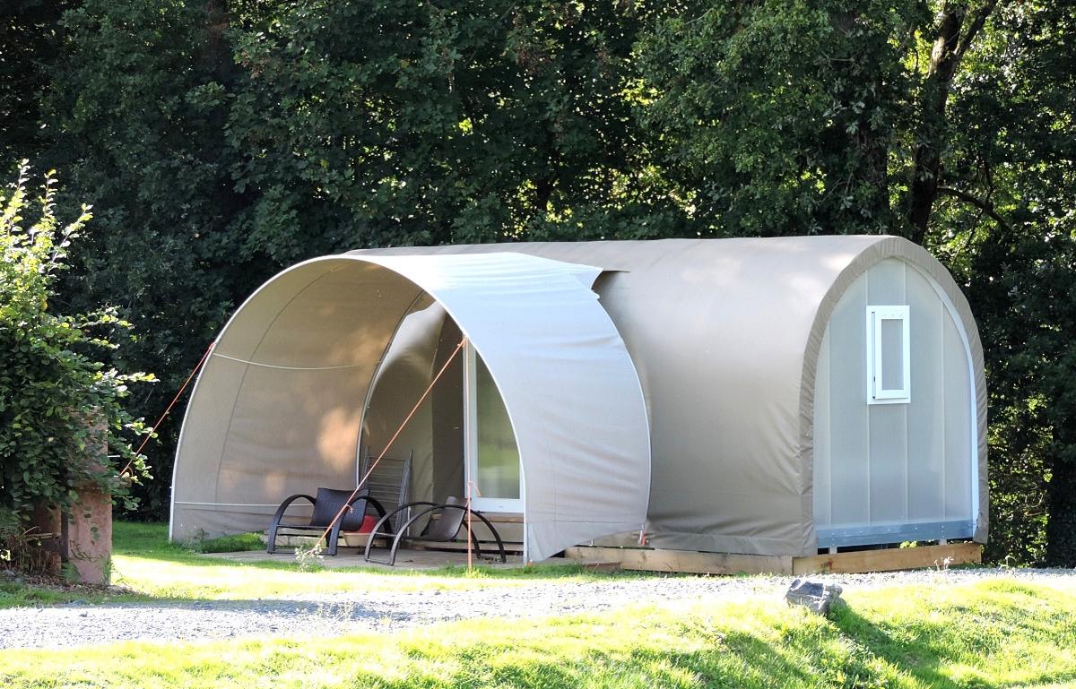 Camping 4 Etoiles Bayeux Calvados
