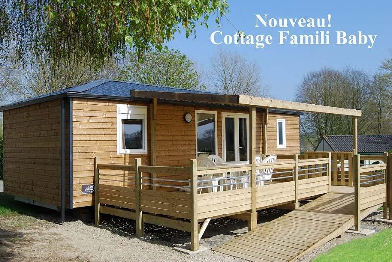 Cottage Famili Baby location idéale pour les bébés et jeunes enfants