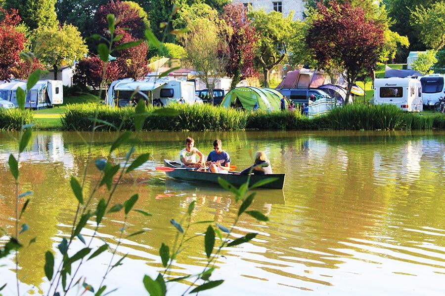 Camping Le Brévedent Normandie - musiciens