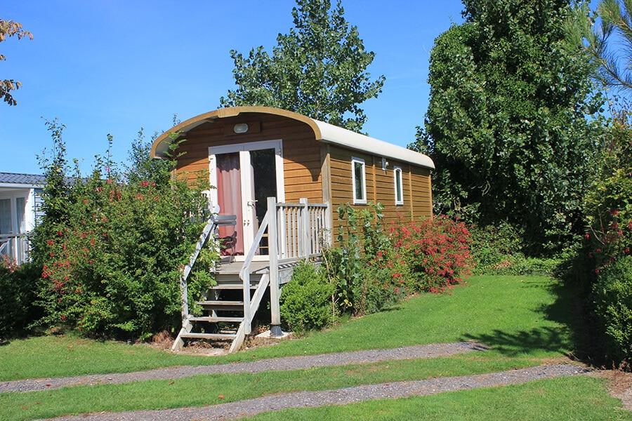 Camping Marqueval - Location de bungalow