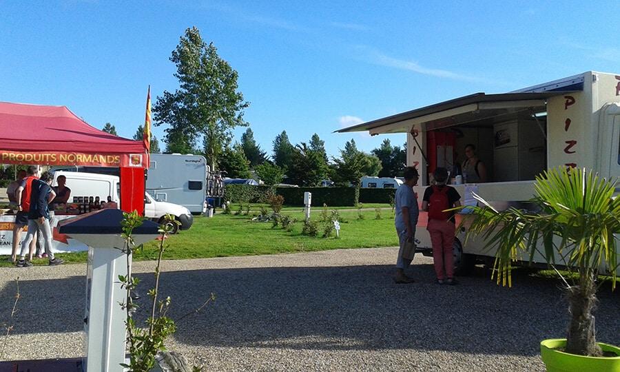 Camping l'Aiguille Creuse - Pizzeria