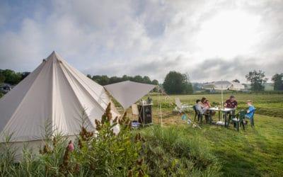 Camper en basse saison