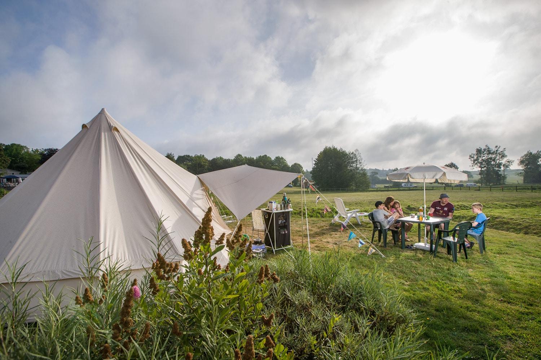 emplacement ACSI camping 5 étoiles