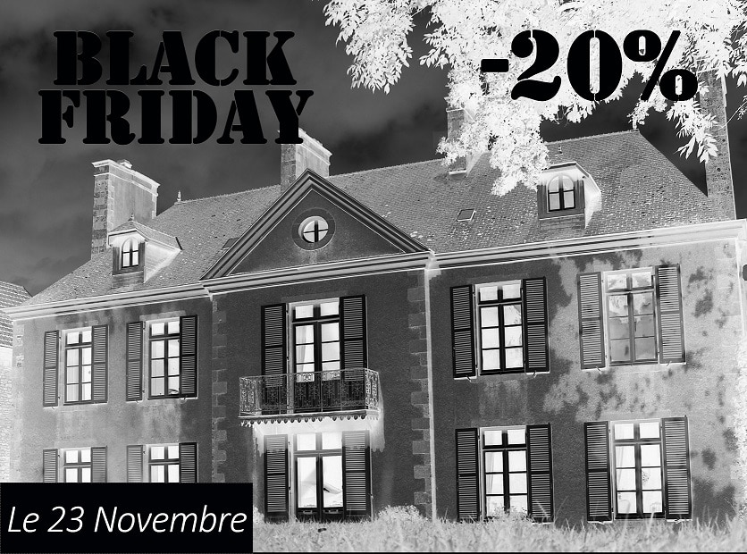 black friday vacances camping Castels en Normandie