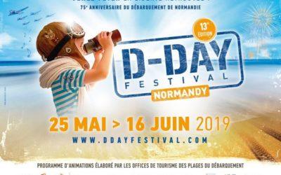 Célébration du 75ème anniversaire du débarquement en Normandie