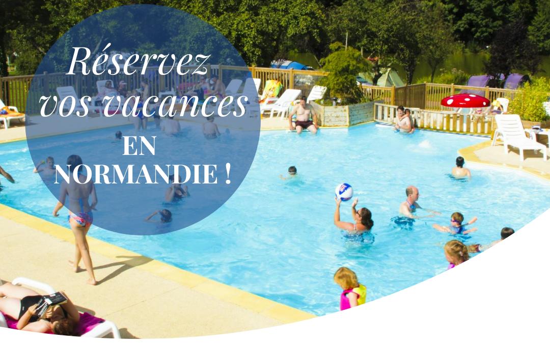 Séjours vacances 2020 : Réservez dès maintenant votre camping en Normandie