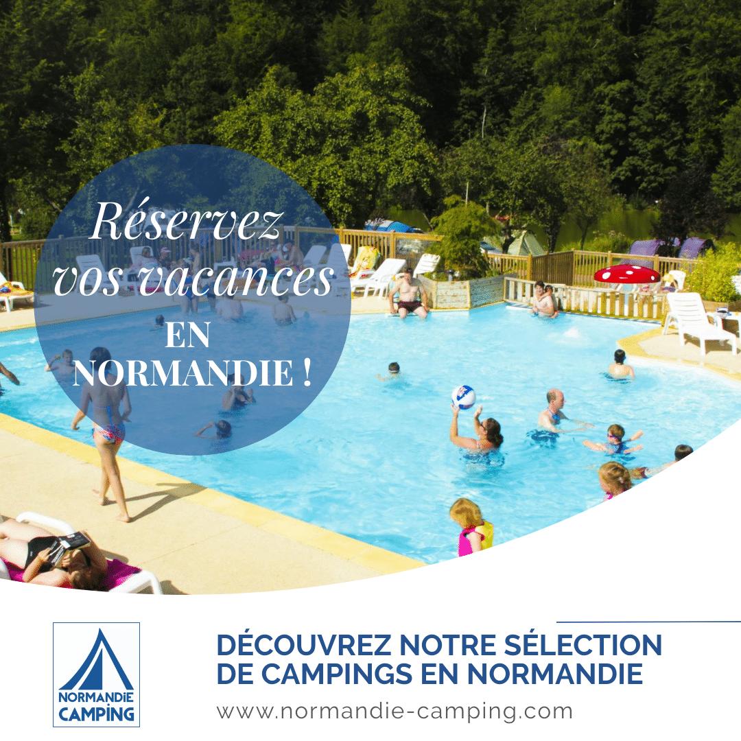 Sejours Vacances 2020 Reservez Des Maintenant Votre Camping En Normandie Normandie Camping
