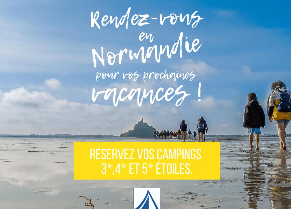 Normandie, louez votre mobile home pour vos prochaines vacances !