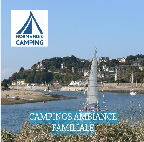 Optez pour un Séjour en camping avec le réseau Normandie Camping