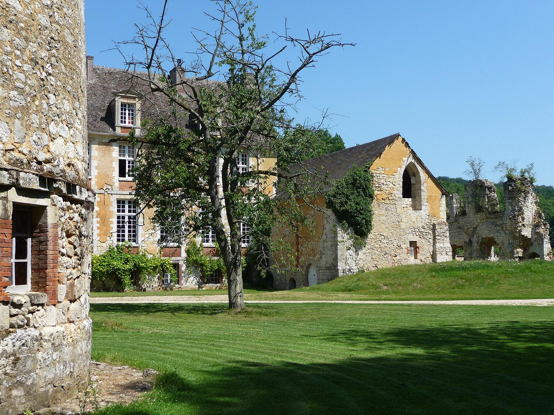 Abbaye de Mortemer - ®Eure Tourisme, M. Aubry