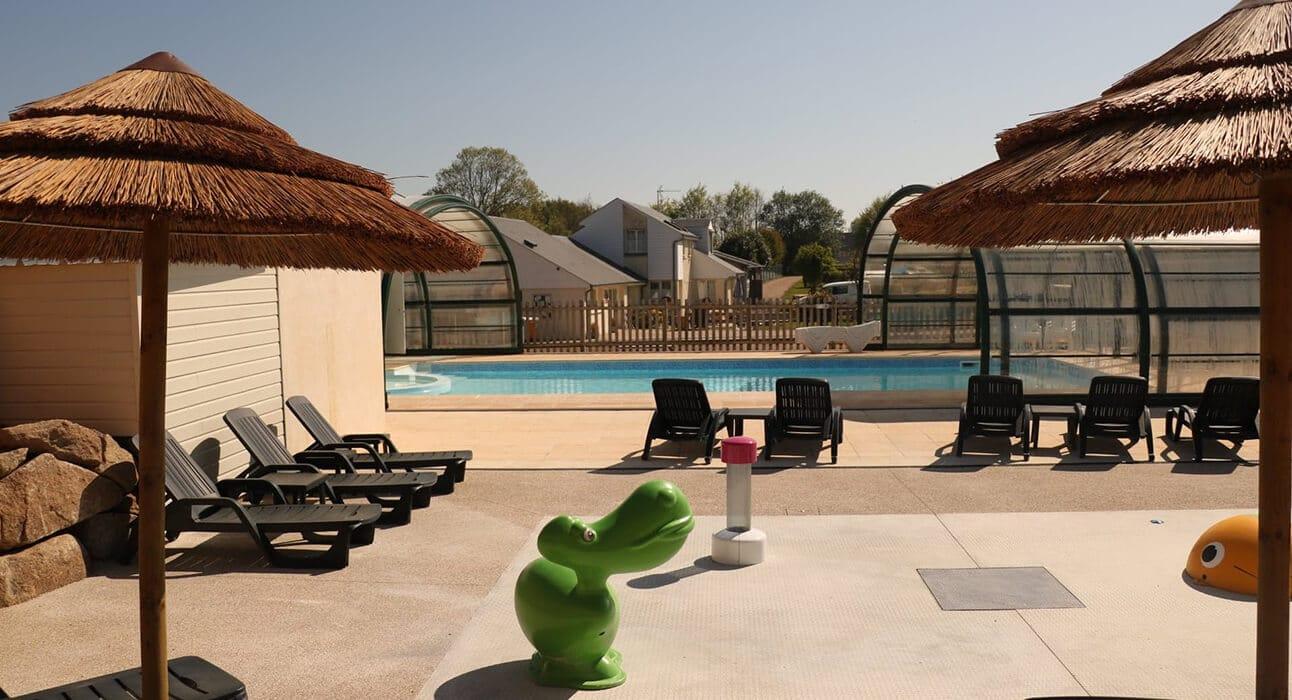 Aiguille Creuse 03 - Piscine et bains de soleil