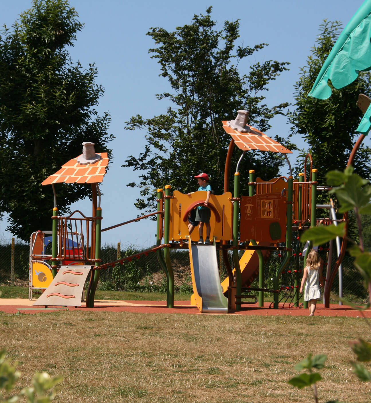 Aiguille Creuse 05 - Jeux pour enfants