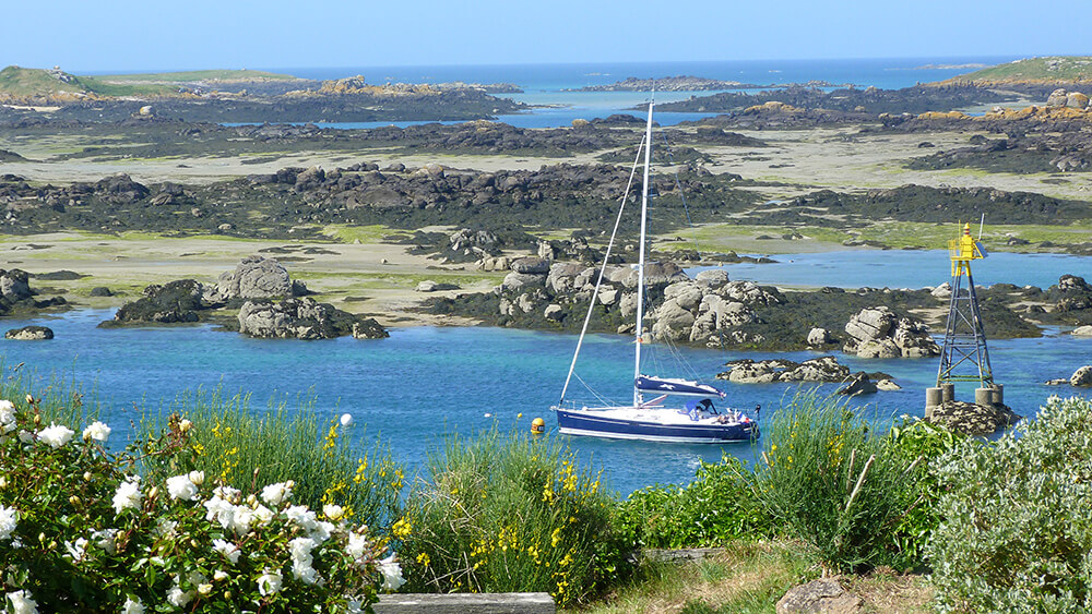 Chausey Island