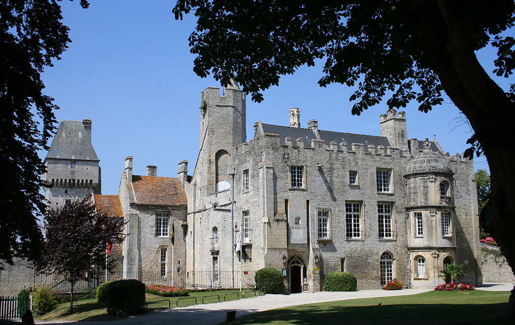 Château de Creully -®CALVADOS-TOURISME_libre