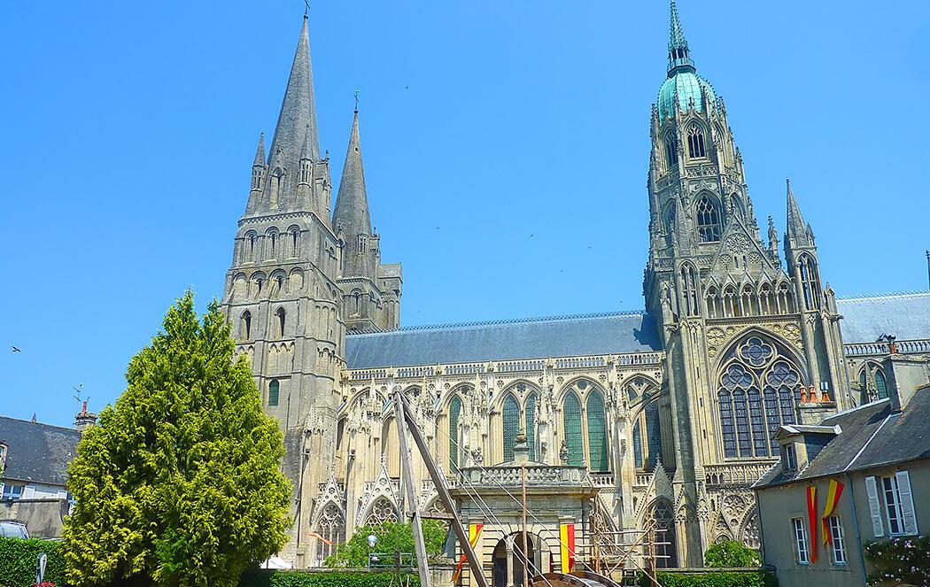 Fête médiévale de Bayeux - ®L.DURAND-CALVADOS-TOURISME_LIBRE