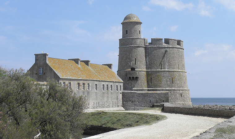 Fort Vauban de l'île Tatihou