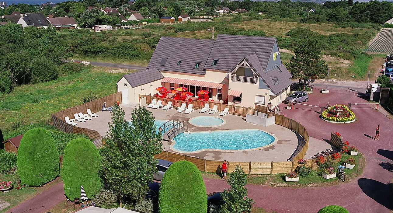 L'Espérance 03 - Camping avec piscine