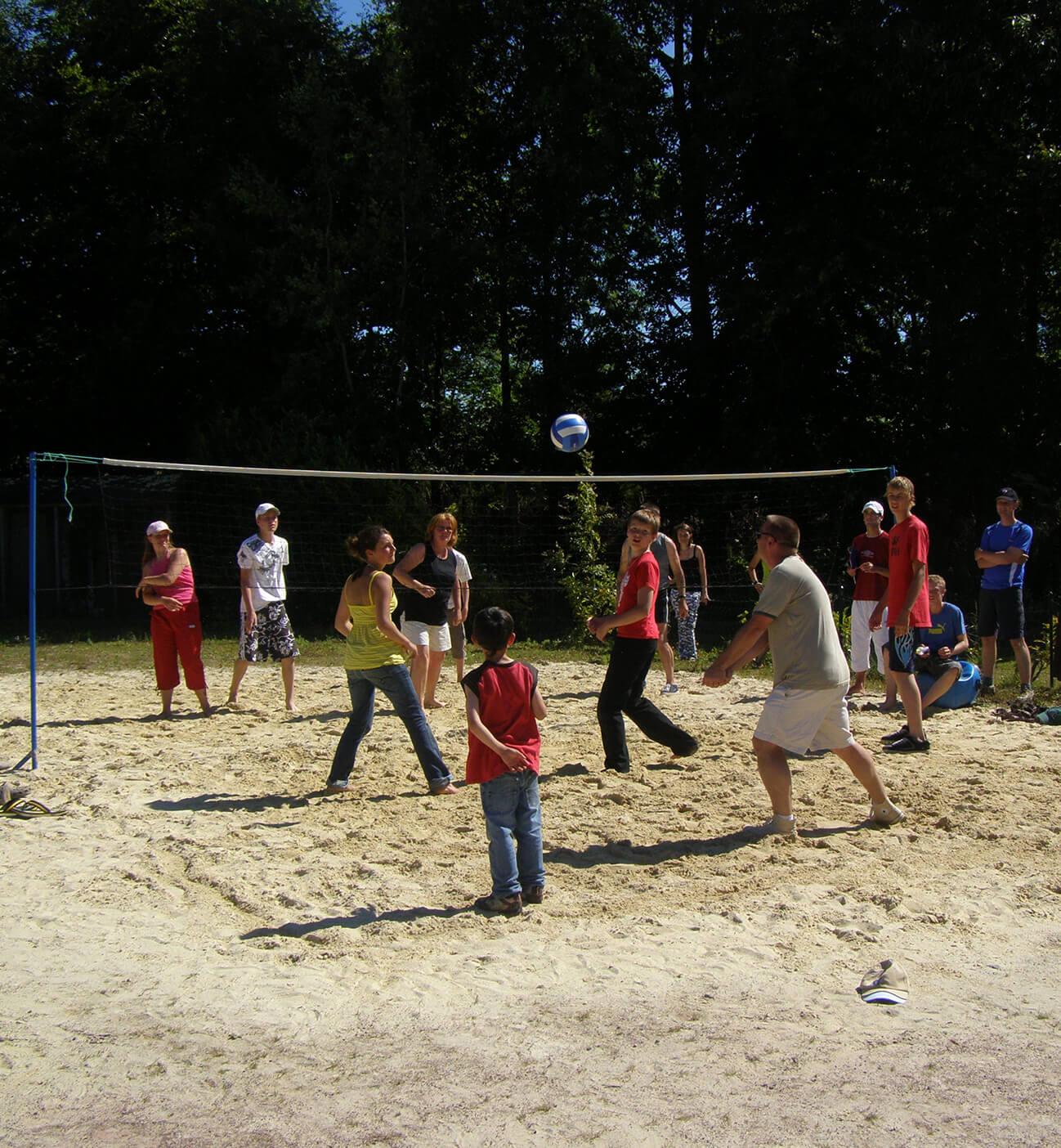 L'Etang des Haizes 05 - Sport
