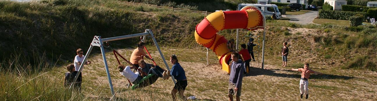 Le Grand Large 04 - Jeux pour enfants