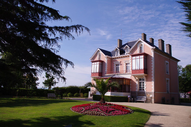 Maison Dior à Granville (Manche) - ®Stéphane Lesauvage