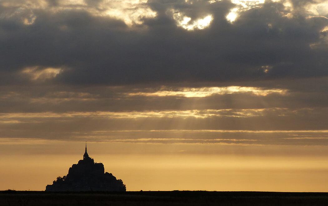 Mont Saint Michel - ® Stéphane Lesauvage