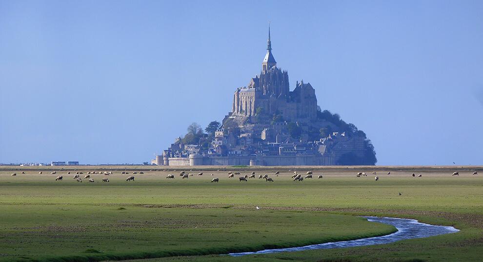 Mont Saint Michel -® Stephane Lesauvage