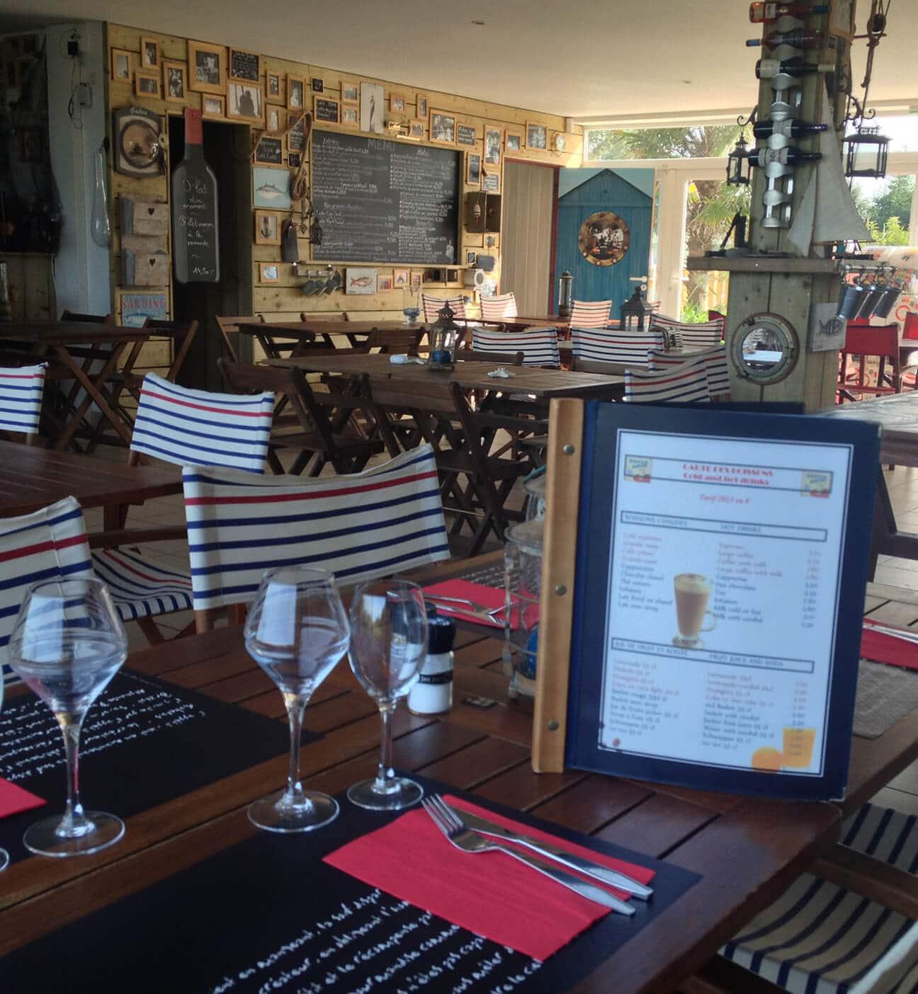 Port'land 05 - Restaurant A Tribord