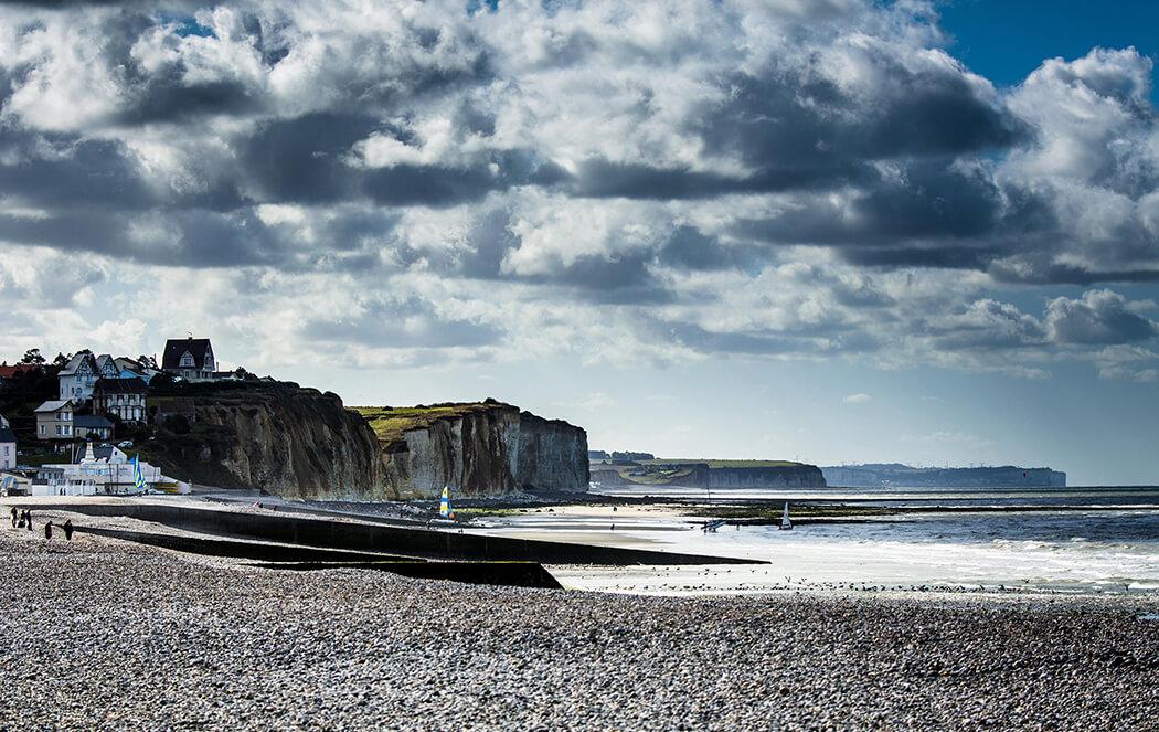 Quiberville plage & falaises ®CDT76-V.Rustuel