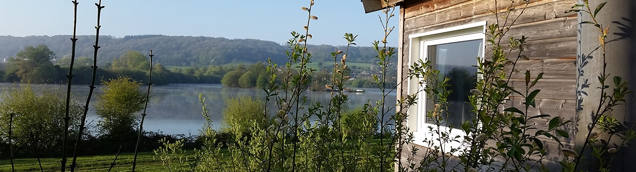 Risle Seine les Etangs 02 - Cottage en bord d'étang