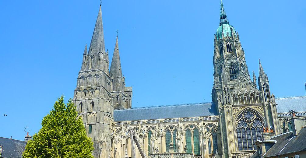 Vacances en camping à Bayeux - ®L.DURAND-CALVADOS-TOURISME_LIBRE