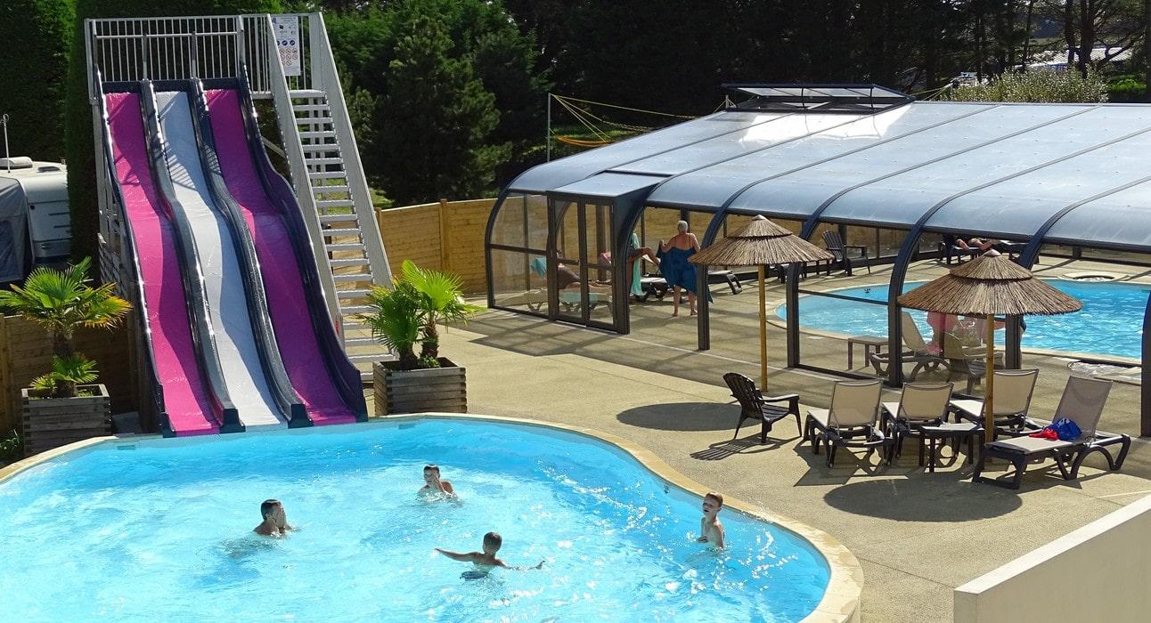 camping esperance piscine